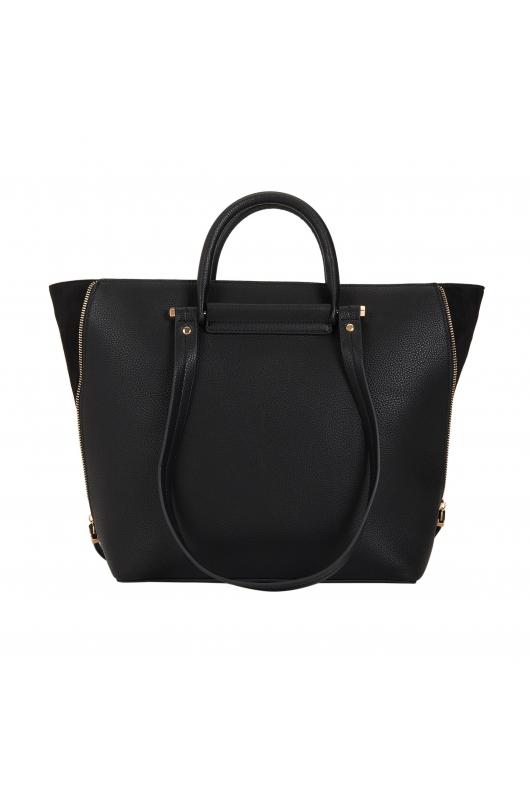 Shopper Bag COSMO Black L