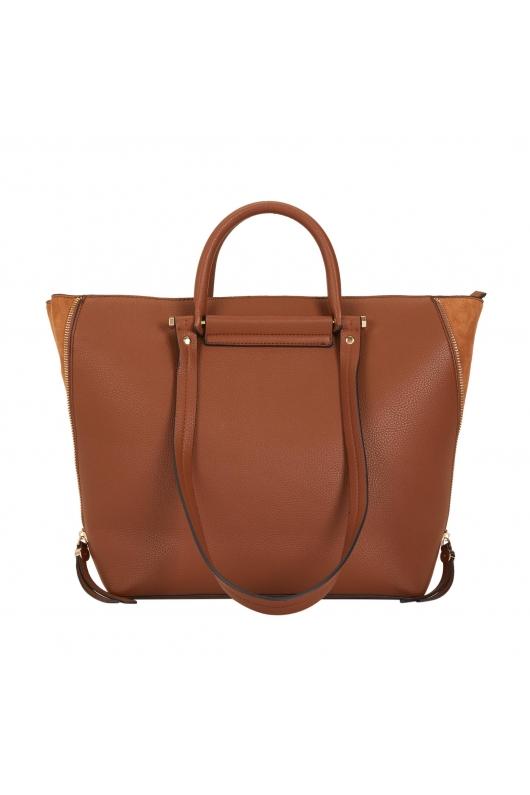 Shopper Bag COSMO Camel L