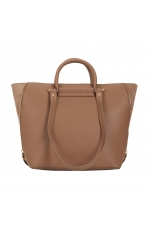 Shopper Bag COSMO Taupe L