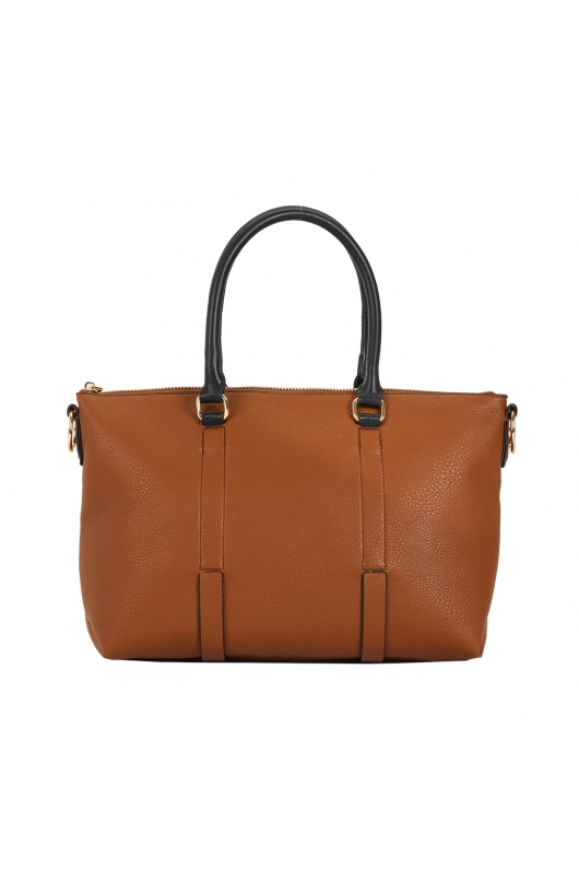 Shopper Bag JOHNNY 1 Camel M