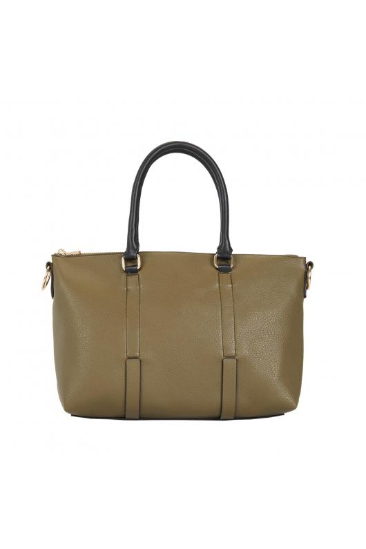 Shopper Bag JOHNNY 1 Khaki M