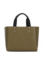 Shopper Bag MISTY 3 Khaki M