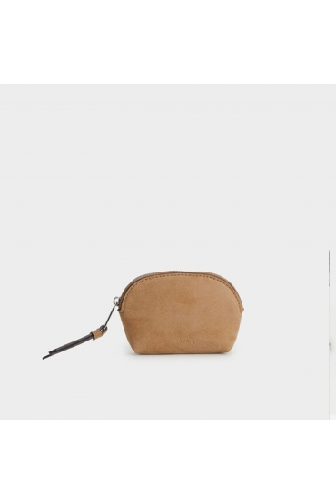 Coin Purse HAZEL Camel M