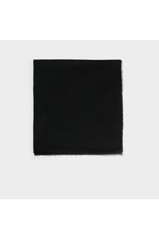 ESARFA Blanket Scarves neagra