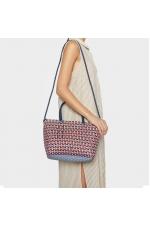 Shopper Bag LORNA Navy M