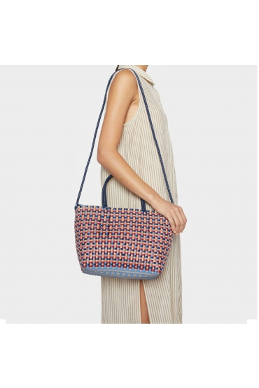 Shopper Bag LORNA Navy M