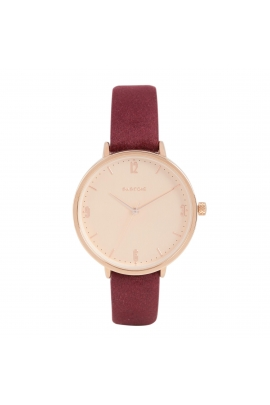 CEAS Rose Gold Red