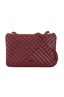 Crossbody Bag MISSANDEI Burgundy M