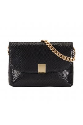 Crossbody Bag TOOTH Black M