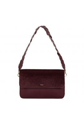 Envelope Bag BRIANNE Burgundy M