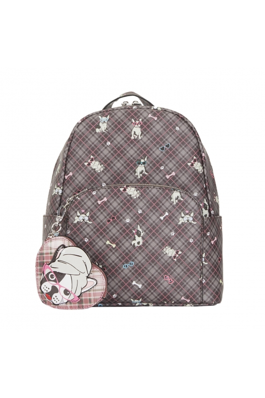 RUCSAC FRENCHIE Grey M