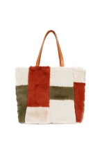 Shopper Bag TALIA Ecru L