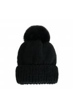 Winter Cap GENERAL WINTER Black U