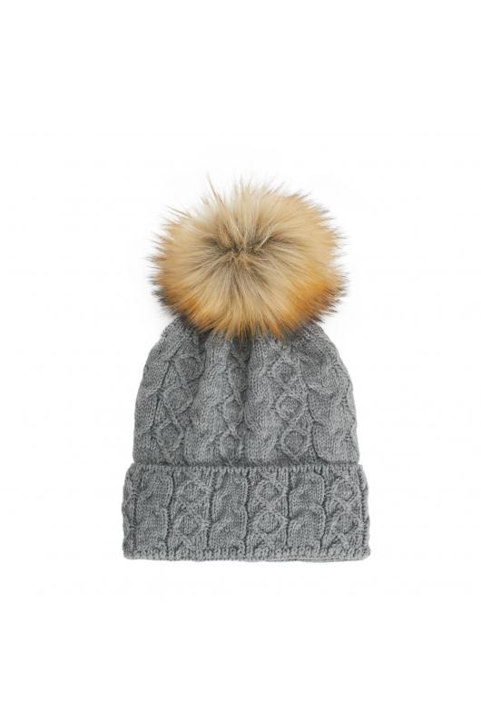 Winter Cap International Winter Grey U