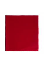 Blanket Scarves Winter Garden Red L