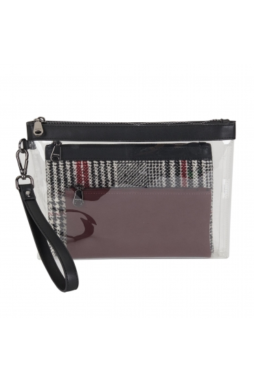 Cosmetic Purse Black M