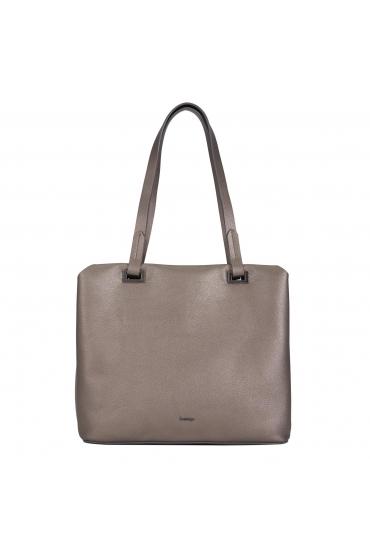 Shopper Bag Silver L
