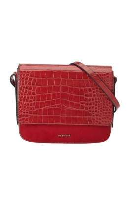 Crossbody Bag Red M