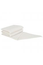 Blanket Scarves WINTER Ecru