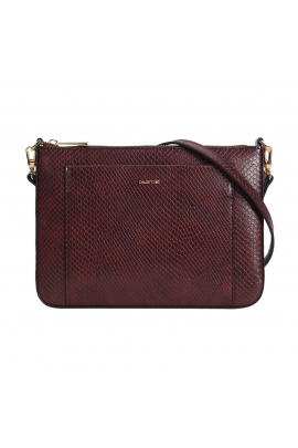 Crossbody Bag  Burgundy M