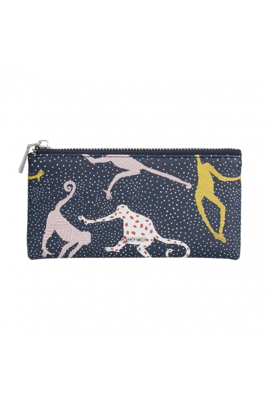 Multipurpose Purse Navy M
