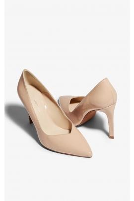 Pantofi nude clasici