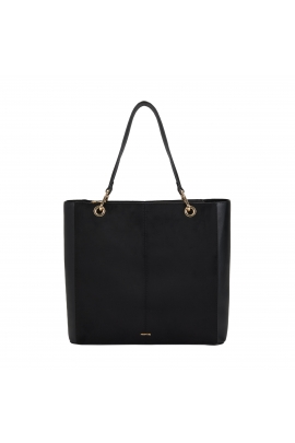 Shopper Bag VELOUR 3 Black M