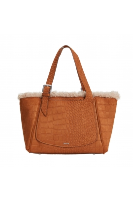 Shopper Bag SNOW 2 Camel M