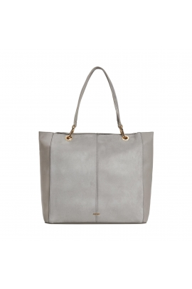 Shopper Bag VELOUR 3 Grey M