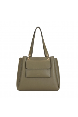 Shopper Bag TRENDY Khaki L