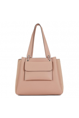 Shopper Bag TRENDY Pink L