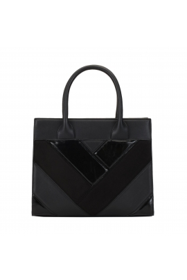 Tote Bag KELSEY Black L