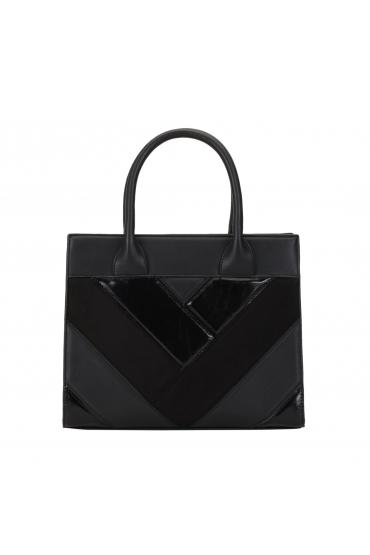 Tote Bag KELSEY Black L