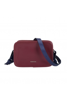 Crossbody/Belt Bag Descriptions Burgundy M
