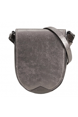 Crossbody/Belt Bag Descriptions Silver M