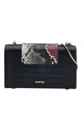 Box Bag TREASURE Black M