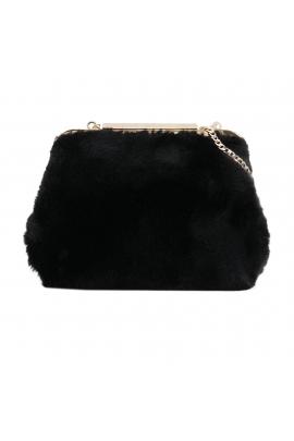 Crossbody Bag CURLS Black M