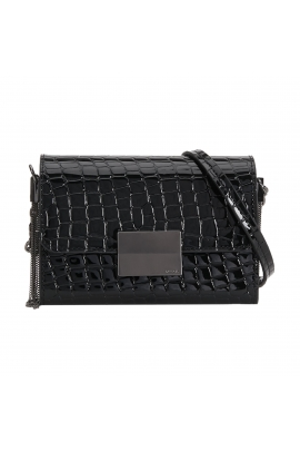Crossbody Bag SLIMY Black M