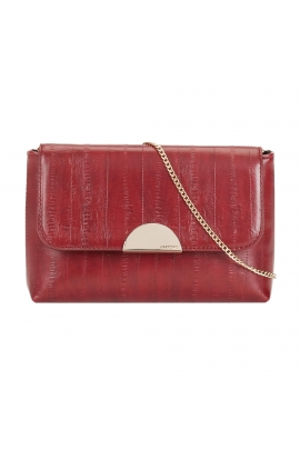 Crossbody Bag TYRE Burgundy M