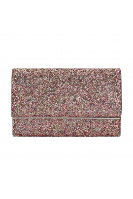 Envelope Bag SPARKLY Pink M
