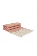 Blanket Scarves Wild Lime Pink M