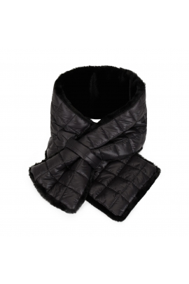 Fur Stoles Strong Winter Black M