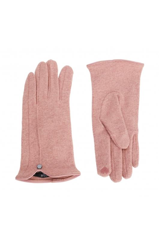 MANUSI Strong Winter Pastel Pink U