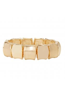 BRATARA GOLDEN BASICS Gold U