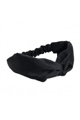 Headband CRYSTAL & CAVIAR Black U