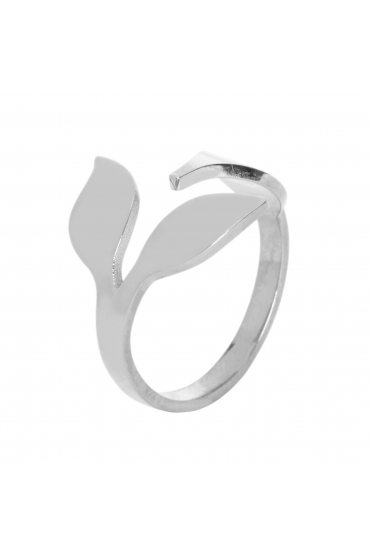 Inel OTEL INOXIDABIL SILVER Silver L