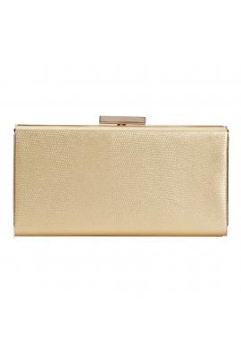 Box Bag BAY Gold M