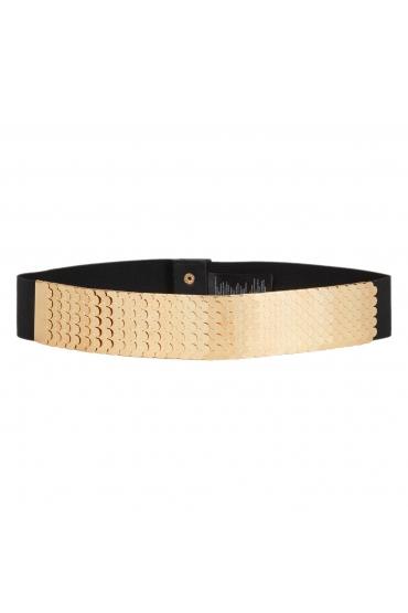 Waistband Belt GENERAL BELTS Light Gold U