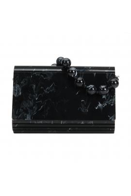 Hand Bag SNOOKER Black M