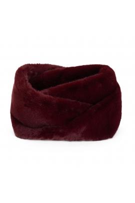 Winter Collar Lavanda Frost Burgundy M